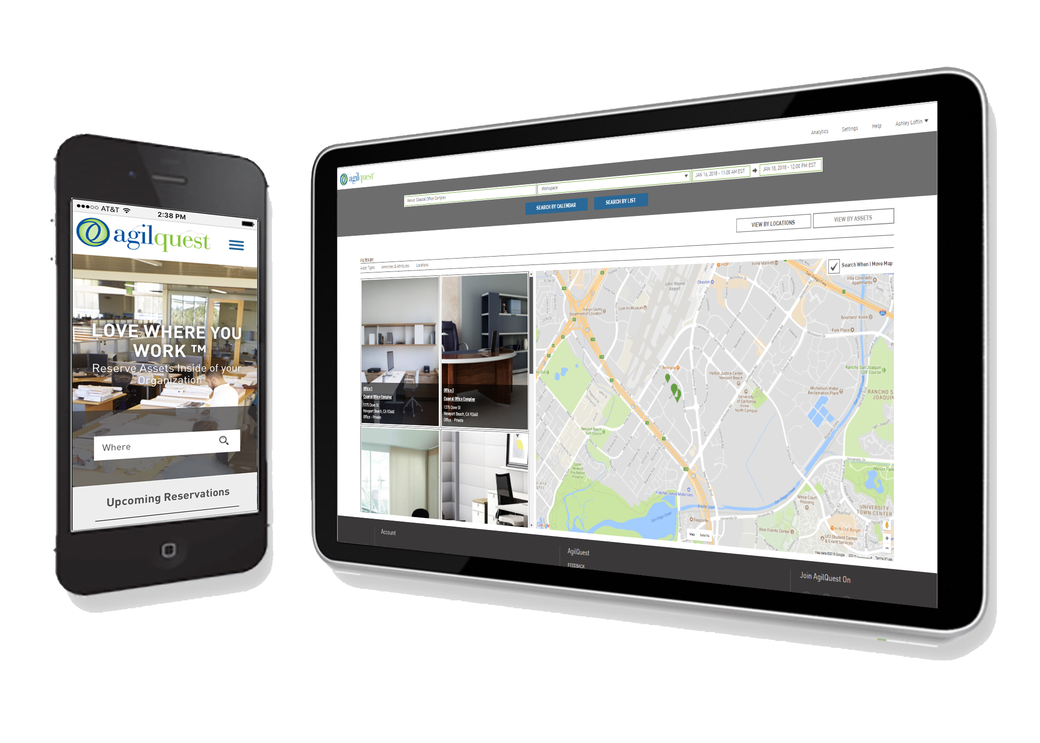 Forum Workplace Booking Software